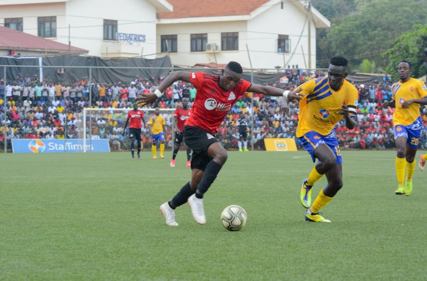 A look Into The UPL Team Of 2019/20 Season