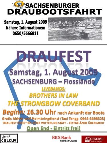 sachsenburger-draubootsfahrt