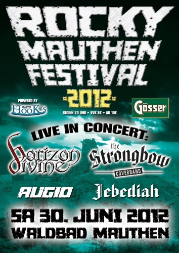 Rocky Mauthen 2012 Plakat