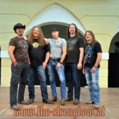 The Coverband Strongbow 2015 - Fotoshoot