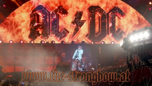The Coverband Strongbow; AC/DC in Wien 2016