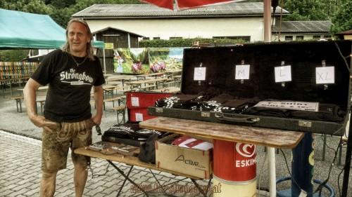 Joachim (Joe) Lunner - Merchandise -  The Coverband Strongbow