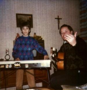 Christian Carmann - 10 Jahre - Bontempi