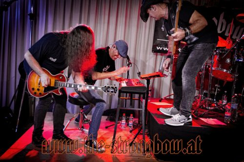 Out of Fire Party 2019 Reißkofelteufel Greifenburg Coverband Strongbow