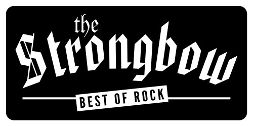 The Strongbow Rockband Logo - 1