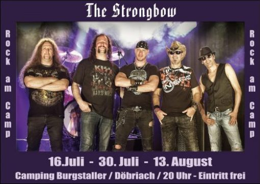 The Strongbow Gruppenfoto 2021
