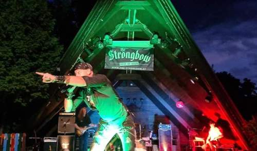 Rock am Camp 3 - The strongbow Camping Burgstaller