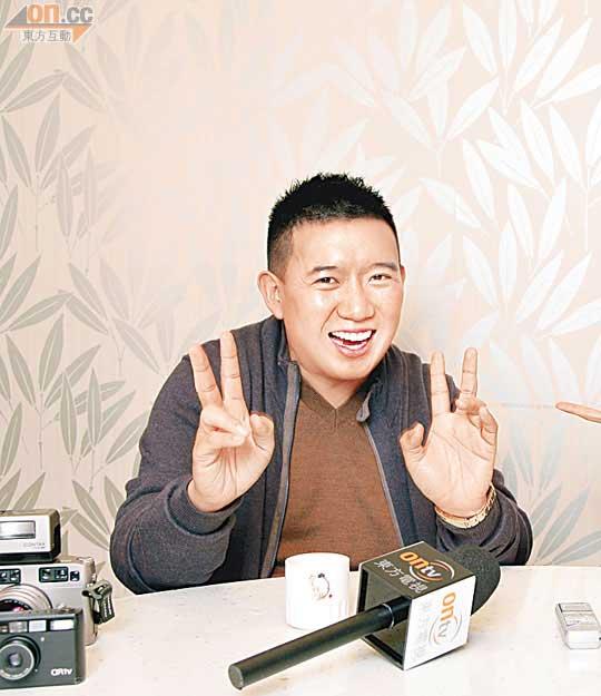 杜汶澤鼓勵太太爭到老 - 太陽報