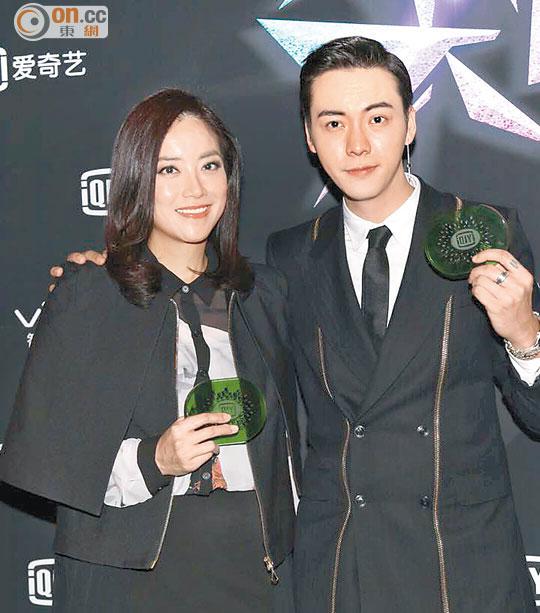 陳偉霆奪「視帝」威畀舊愛睇 - 太陽報