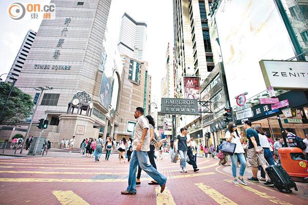 樓市出更:舖市無運行冧價10%唔奇 - 太陽報