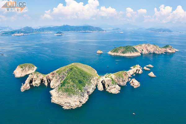 EDIBLE GEOGRAPHIC香港地質菜 - 太陽報