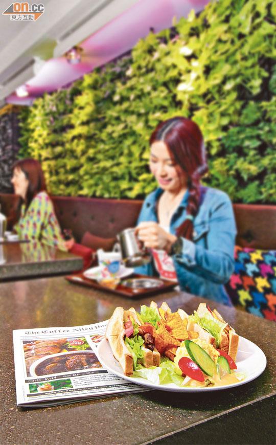 臺灣紅爆咖啡室 芯樣抵港 - 太陽報