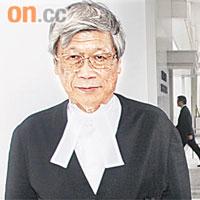 陳陣營律師喝罵自己人 - 太陽報