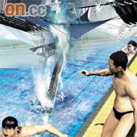 康文署搵泳客較飛 - 太陽報