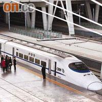 鐵道部:投資高鐵獲十倍效益 - 太陽報