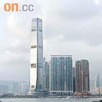 ICC百樓觀景臺起薪萬元聘嚮導 - 太陽報