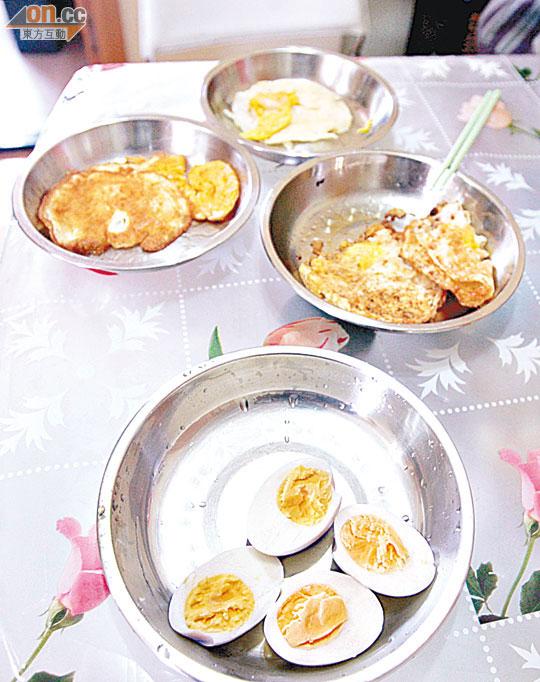 蘇丹紅雞蛋再流入 - 太陽報