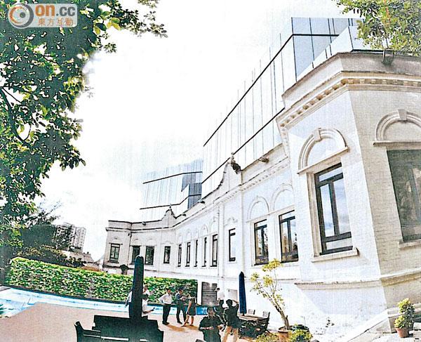 二級歷史建築 前法國領事官邸擬加建兩層 - 太陽報