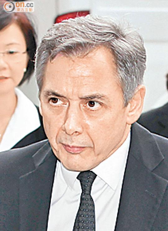 薛偉成獲委高院原訟庭法官 - 太陽報