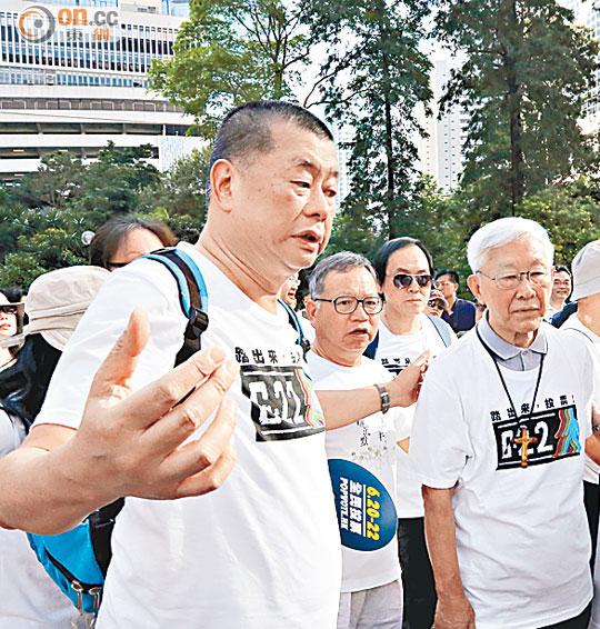 陳日君8年收2600萬元 - 太陽報