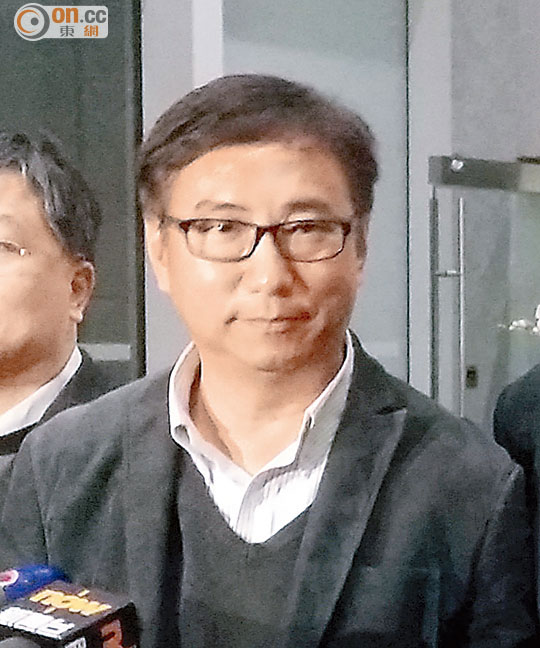 溫和泛民赴京傾政改 - 太陽報