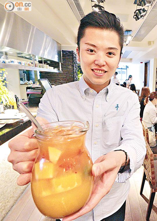 「咖啡弄」港店停售茉莉花茶 - 太陽報