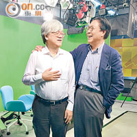 政壇:肥亨重遇陳文鴻話當年 - 太陽報