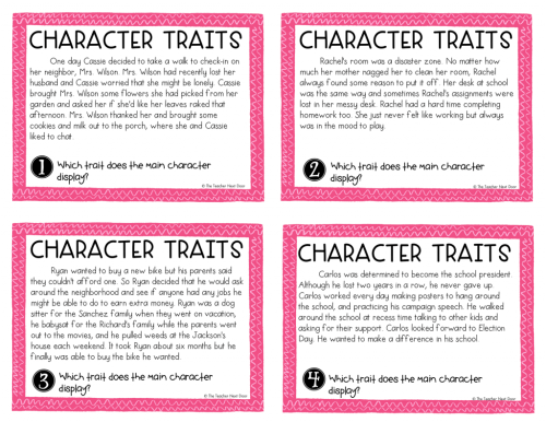 small resolution of Teaching Character Traits in Reading – The Teacher Next Door