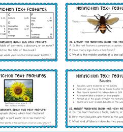 Teaching Nonfiction Text Features – The Teacher Next Door [ 791 x 1024 Pixel ]