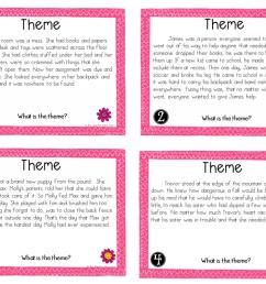 Teaching Themes in Literature – The Teacher Next Door [ 791 x 1024 Pixel ]