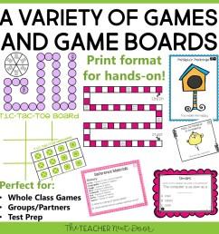 4th Grade Grammar Games Bundle Set 3 Print and Digital – The Teacher Next  Door [ 960 x 960 Pixel ]