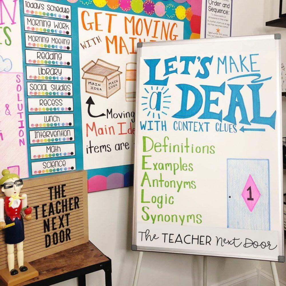 medium resolution of How to Deal with Context Clues – The Teacher Next Door