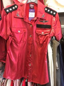 red shirt blog
