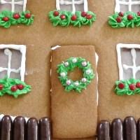 Gingerbread Door & Gingerbread Door Decorations