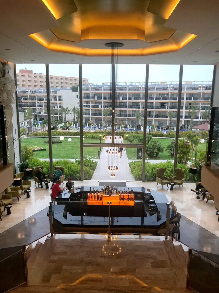 Zafiro Palace Palmanova - main lobby