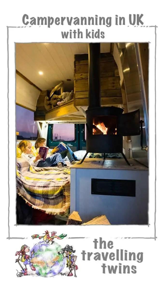 Campervanning in UK
