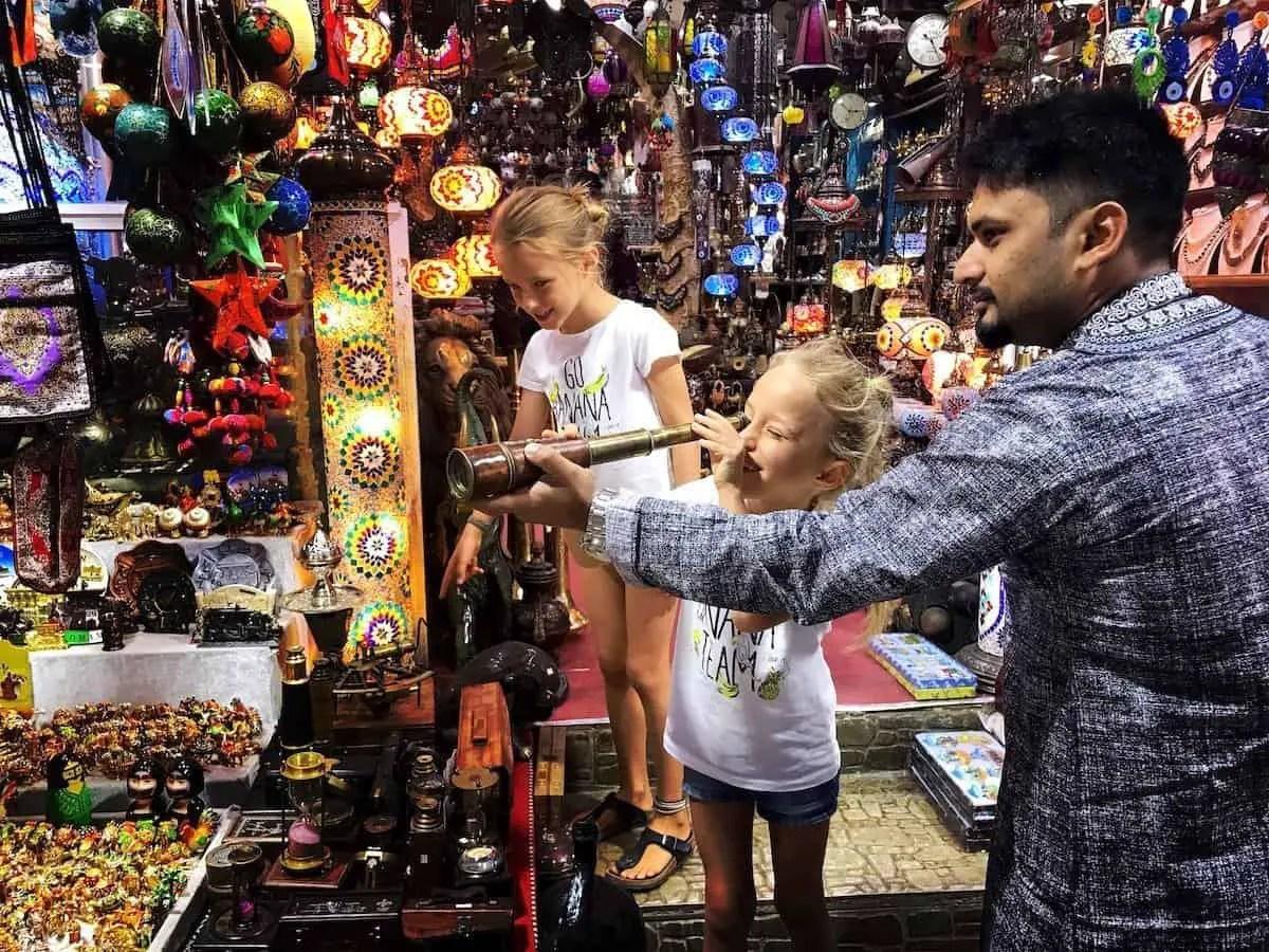 10 najlepszych miejsc do zobaczenia w Maskacie - Rynek w Mutrah
