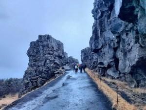Islandia Ciekawostki - plyty tektoniczne