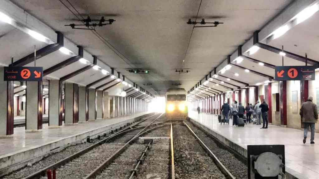 morocco safe travel,  morocco train travel