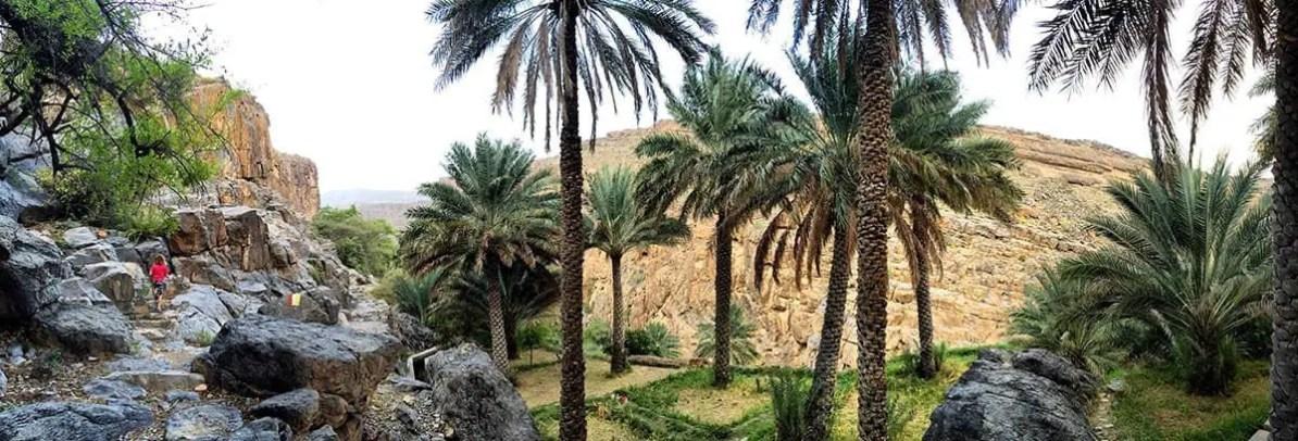 Misfat al Abriyeen Oman mud village misfat al years ago date palms al hamra old house misfat al abriyeen oman day trip