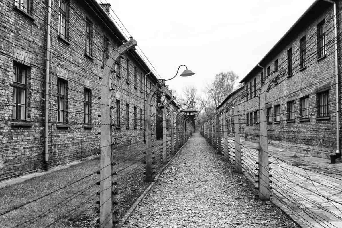 things to see in Krakow - aushwitz