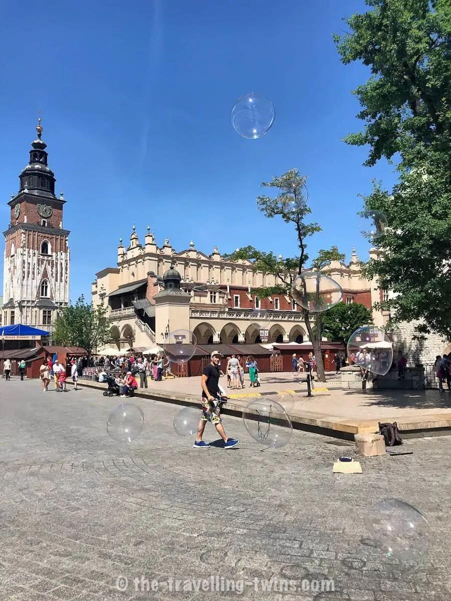 kids fun in krakow