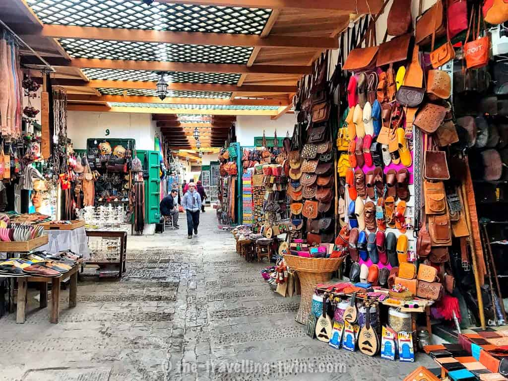 Rabat city medina