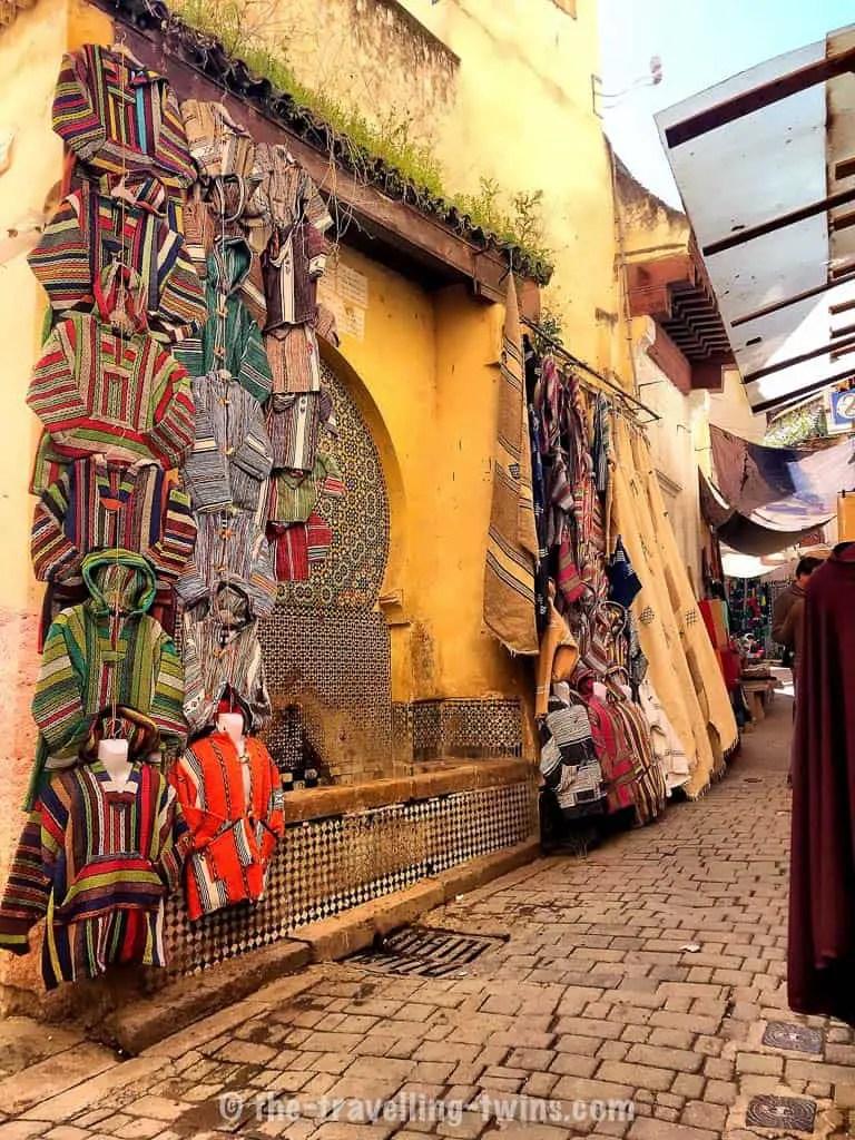 fes medina, Medinas of Morocco