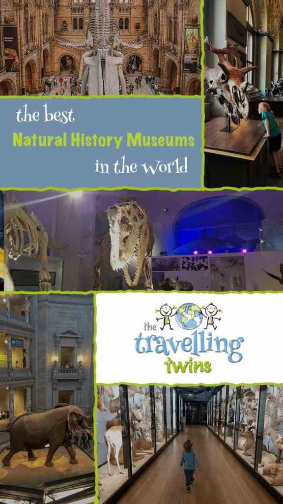 the Best Natural History Museums in the World