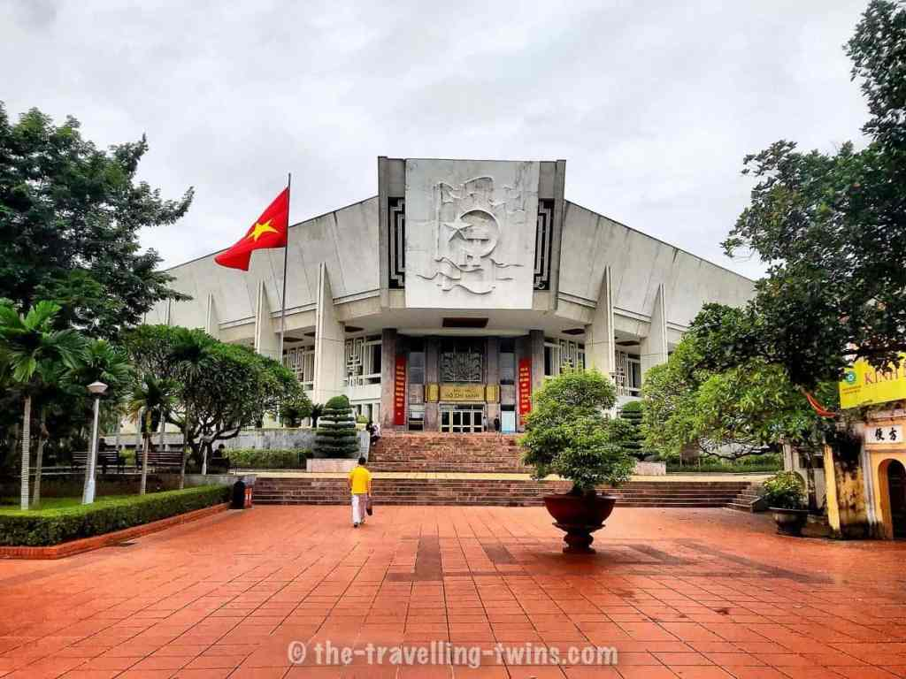 Hanoi Museum,  hanoi places of interest,  top places to visit in vietnam,  hanoi walking tour,  tower of hanoi puzzle,  best cities to visit in vietnam