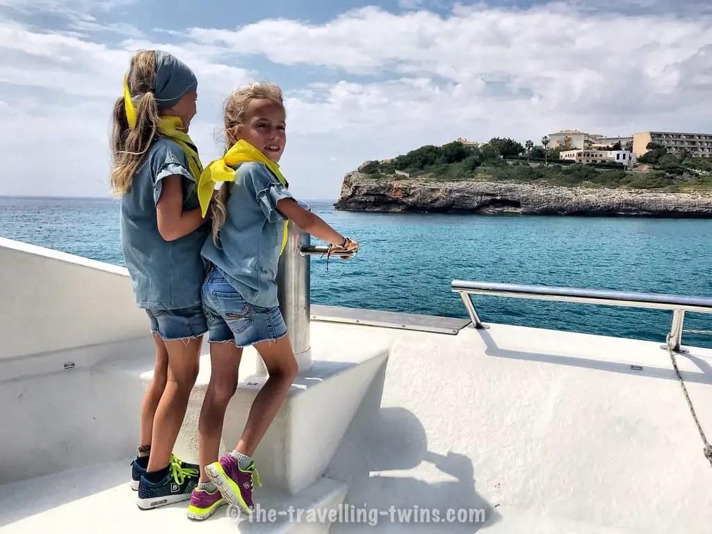 boat trip mallorca, majorca family holidays