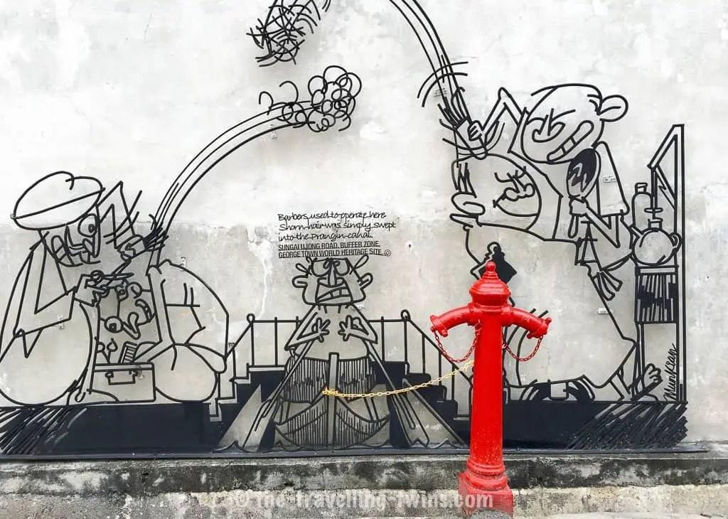 george town street art,  penang art museum,  victoria street penang,  georgetown penang street art,  mural art penang