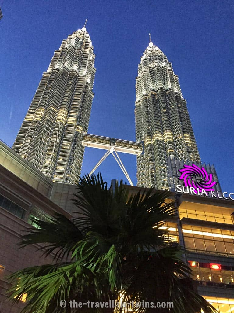 KL city - Petronas Twin Towers