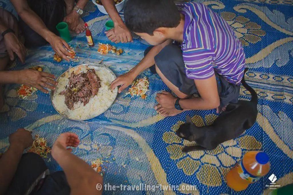shuwa for eid al ahda - oman tradition